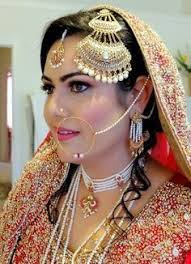 traditional heavy indian bridal jewelry aline for indian weddings