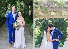 groom wedding 10 grooms who rocked a blue suit mywedding