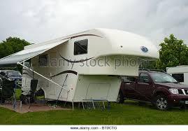 Roll Out Awnings For Campers Caravan Awning Trailer Awning Stock Photos U0026 Caravan Awning