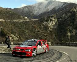 mitsubishi evo rally wallpaper rally vehicles mitsubishi lancer evolution wrc monte carlo 434736