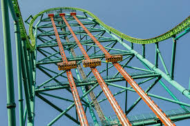 Six Flags New Jersery Zumanjaro Drop Of Doom Six Flags Great Adventure