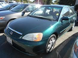 honda civic ex 2001 2001 honda civic ex in san jose ca s auto sales
