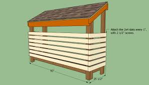 free firewood storage shed plans wooden furniture plans