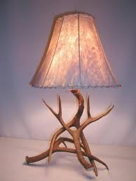 Antler Table Lamp Antler Table Lamps Antler Shed Inc