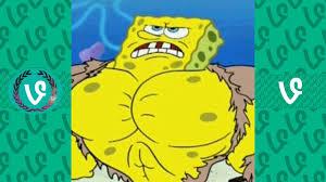 Tough Spongebob Meme - the funniest cartoon vine compilation of the year 2016 must watch