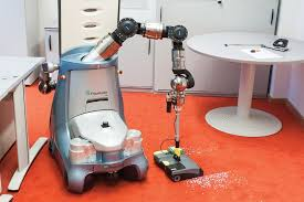 cleaning robots robot cleaner can empty bins and sweep floors new scientist