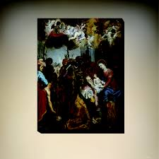 online shop unframed christian jesus post printed wall art picture