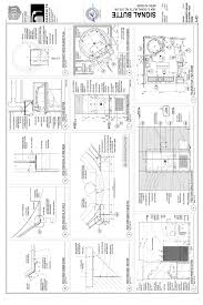 Floor Plan Elevations by Fastbid 3 Mod Pizza Mesa Az Revision 3 Plans A 001