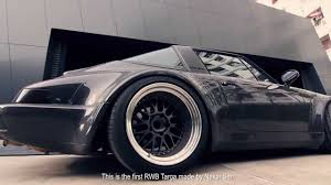 rwb porsche grey the making of rwb thailand 2 youtube