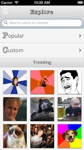 Iphone Meme Creator - meme meld meme creator social network comedy community