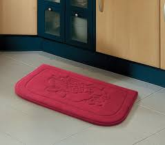 Kitchen Floor Mat Red Kitchen Rugs Icontrall For