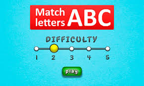 buy learn the words abc alphabet match letter for kids trivia and