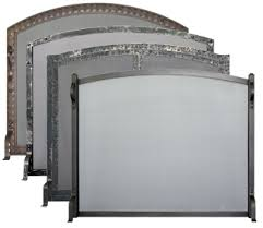 usa made custom fireplace screens stoll fireplace inc