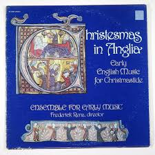 frederick renz ensemble for early music christmas in anglia