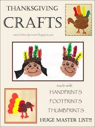 thanksgiving handprint crafts for handprint