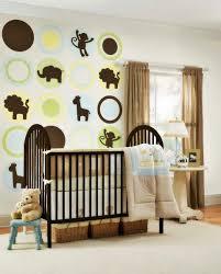 Safari Themed Nursery Decor Baby Boy Nursery Theme Ideas Homesfeed