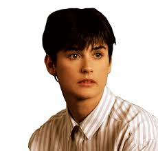 demi moore haircut in ghost the movie 30 iconic hairstyles purewow