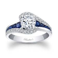 sapphire wedding ring barkev s blue sapphire engagement ring 7898lbs