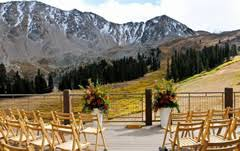 colorado mountain wedding venues colorado mountain wedding venues in vail breckenridge frisco and