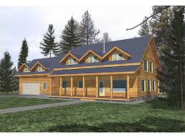 river bluff rustic country home plan 088d 0008 house plans and more