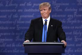 resident trump presidential debate donald trump i did a good job with birther