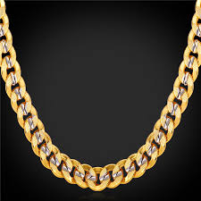 big gold necklace men images Big chains for men new deals jpg