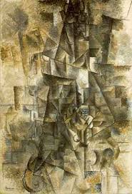 Picasso Still Life With Chair Caning 1912 Cubism