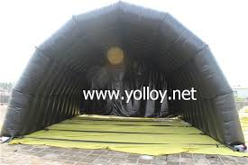 capannoni gonfiabili tende e fornitori di tende a tunnel di hangar gonfiabili