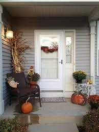 decorate front porch 85 pretty autumn porch décor ideas digsdigs