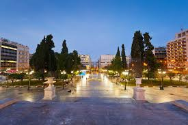 constitution square syntagma square athens ruebarue