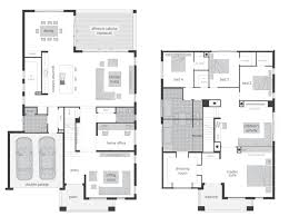 two floor plan two house plans with master bedroom on ground floor musicdna