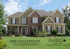 valleybrook house plan house plans by garrell associates inc