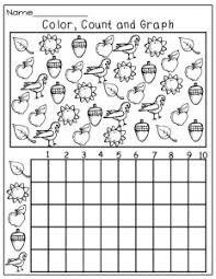 graph worksheet for crafts and worksheets for preschool
