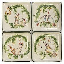 dinner plates gail pittman designs