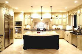 u shaped kitchen definition long drop fluted shade pendant lights