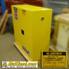 Flammable Storage Cabinet Justrite 40gallon Flammable Storage Cabinet