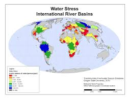 Oregon State University Map Maps And Images Gallery Water Conflict Management And