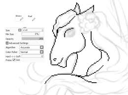 how to create pixel art in paint tool sai