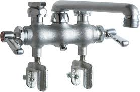 Mop Sink Faucet Gpm by 686 Rcf Manual Faucets Chicago Faucets