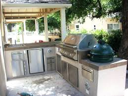 small outdoor kitchen ideas small outdoor kitchen ideas cafedream info