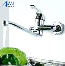kitchen wall faucet wall faucet kitchen kitchen miraculous best wall mount kitchen