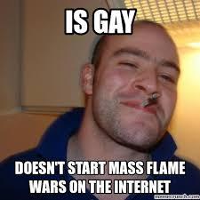 Gay Guy Meme - gay guy greg