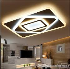 lights dimming in house discount new acrylic dimming ceiling lights for living study room