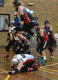 Roller Derby Meme - derby on track the maitland mercury