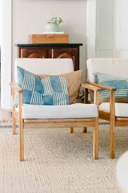 Small Chairs For Living Room by Small Space Living Room Reveal In A Eclectic Bungalow Tiny House