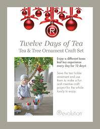 12 days of tea gift set