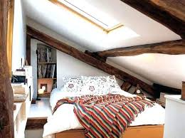 chambre dans comble 35 chambres sous les combles daccoration chambre sous les