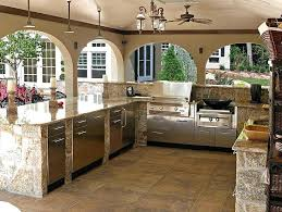 outdoor kitchen design images small pictures rustic photos