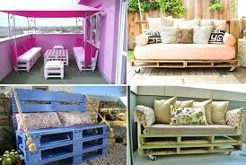 Pallet Ideas For Garden Garden Furniture From Pallet Unique Ecological And Inexpensive