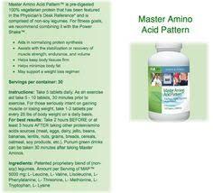 purium master amino acid pattern product master amino acid pattern map purium